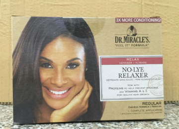 DR MIRACLE'S RELAXER HAIR PRODUCTS